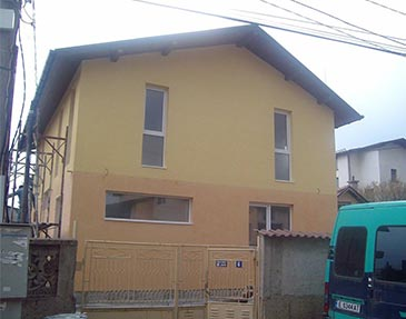 Частна къща